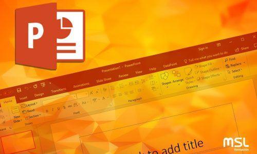 Curso de PowerPoint 2013. Especialista. ONLINE
